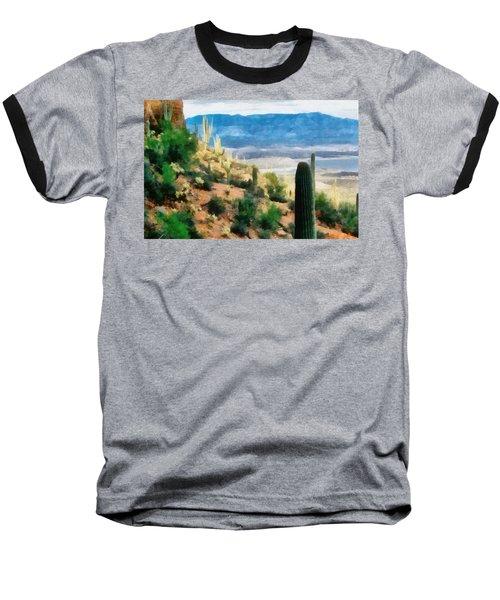 Arizona Desert Heights Baseball T-Shirt