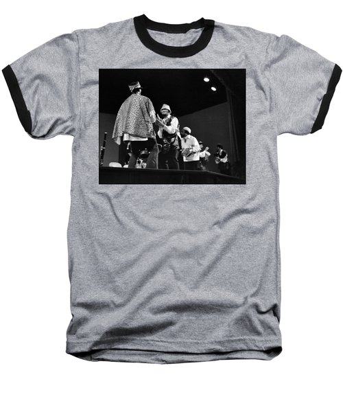 Arkestra Procession 1968 Baseball T-Shirt