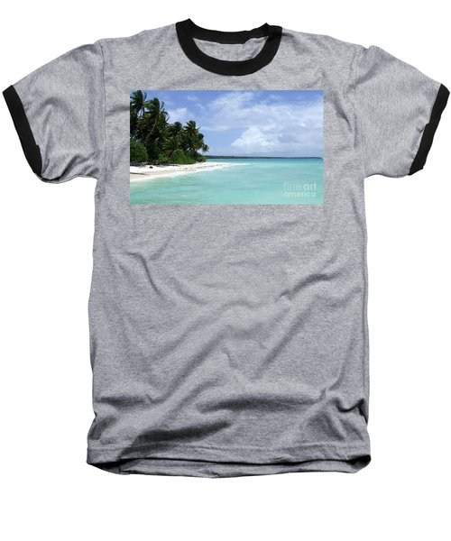 Baseball T-Shirt featuring the photograph Arno Island by Andrea Anderegg