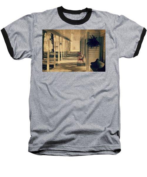 Arnold Park's Shops Baseball T-Shirt