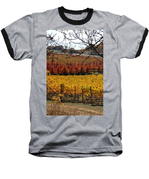 Around And About In My Neck Of The Woods Series 28 Baseball T-Shirt