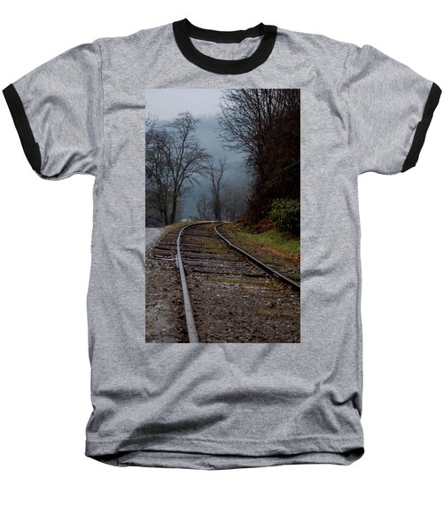 Around The Bend Baseball T-Shirt