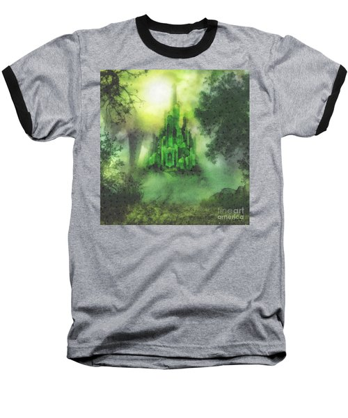 Arrival To Oz Baseball T-Shirt
