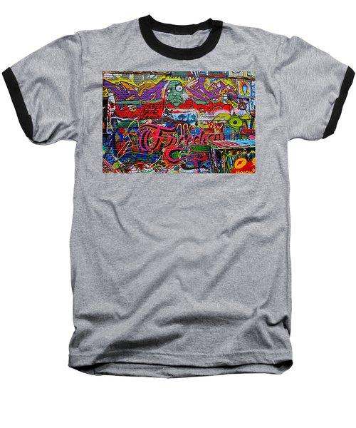 Art Alley Two Baseball T-Shirt
