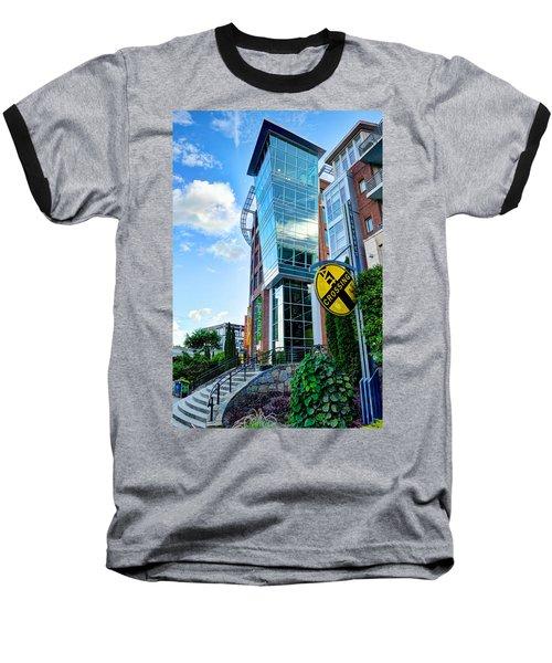 Art Crossing Baseball T-Shirt