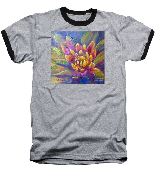 Artichoke Leaves Baseball T-Shirt