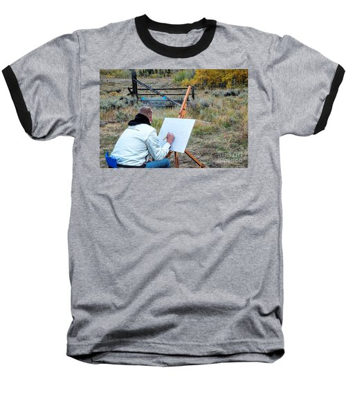 Artist Point Baseball T-Shirt