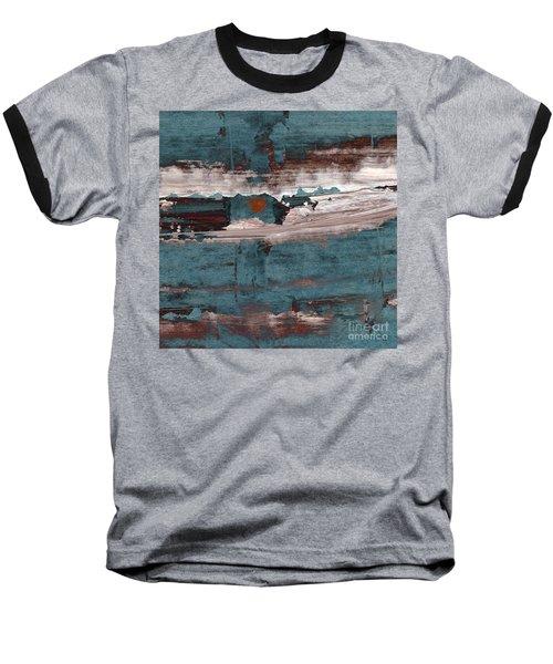 artotem I Baseball T-Shirt by Paul Davenport