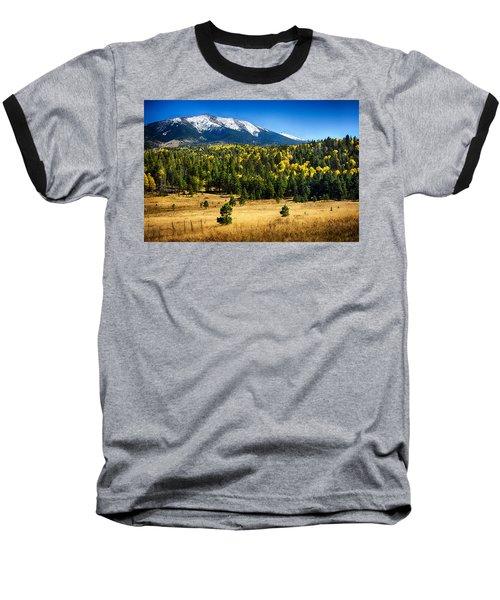 As Fall Arrives In Arizona  Baseball T-Shirt