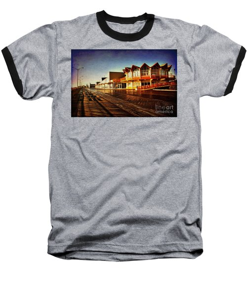 Asbury In The Morning Baseball T-Shirt
