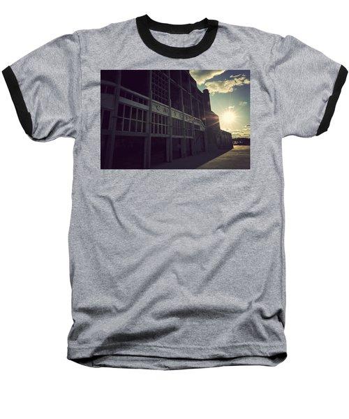 Asbury Park Nj Casino Vintage Baseball T-Shirt