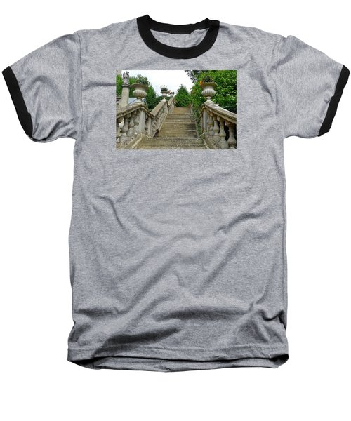 Ascending Garden Baseball T-Shirt