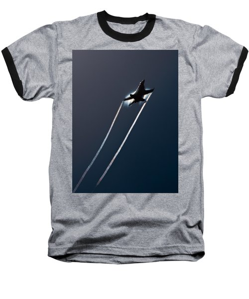 Ascending To The Heavens Baseball T-Shirt