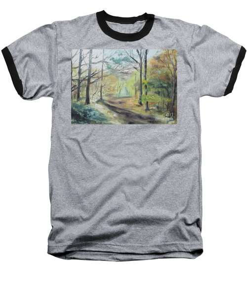 Ashridge Woods 2 Baseball T-Shirt