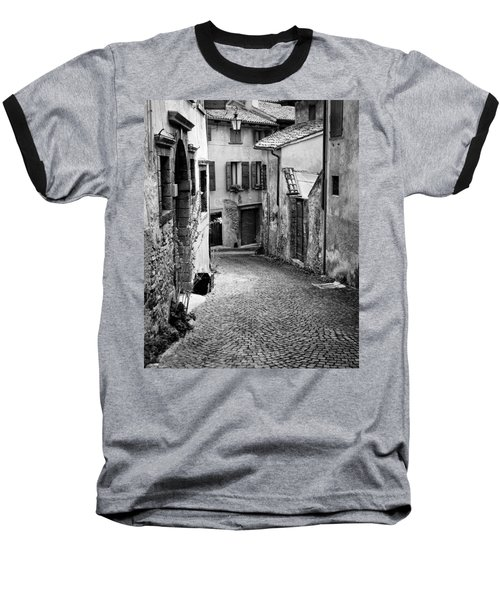 Asolo Baseball T-Shirt by William Beuther