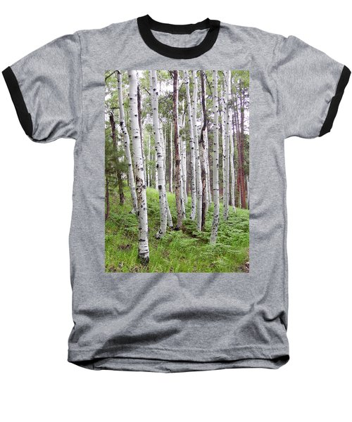 Aspen Forest Baseball T-Shirt