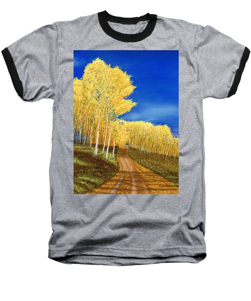 Aspen Road Baseball T-Shirt