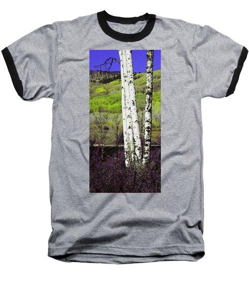 Aspens 4 Baseball T-Shirt