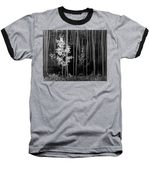 Aspens Northern New Mexico Baseball T-Shirt