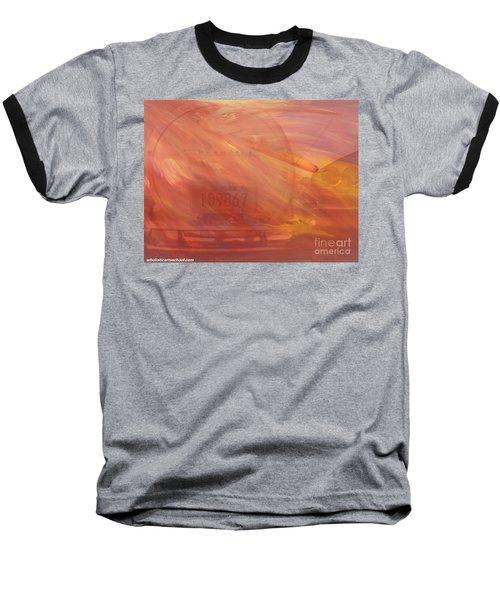 Asteroid Baseball T-Shirt by PainterArtist FIN