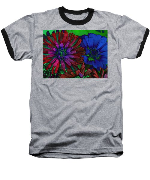 Asters Baseball T-Shirt
