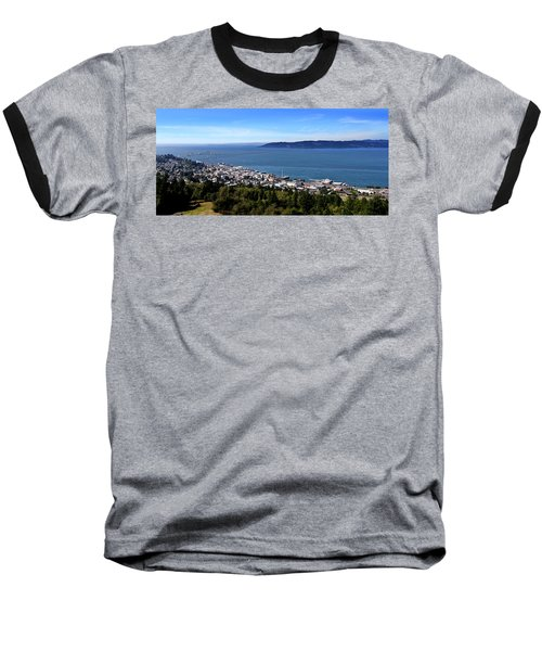 Astoria Oregon Baseball T-Shirt by Aaron Berg
