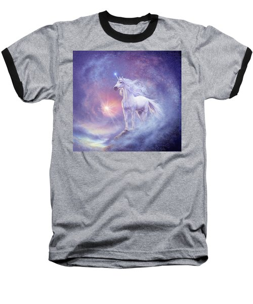 Astral Unicorn Baseball T-Shirt