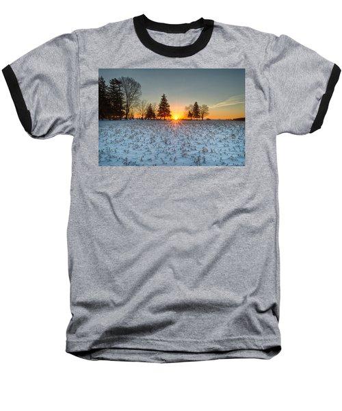 At First Light Baseball T-Shirt