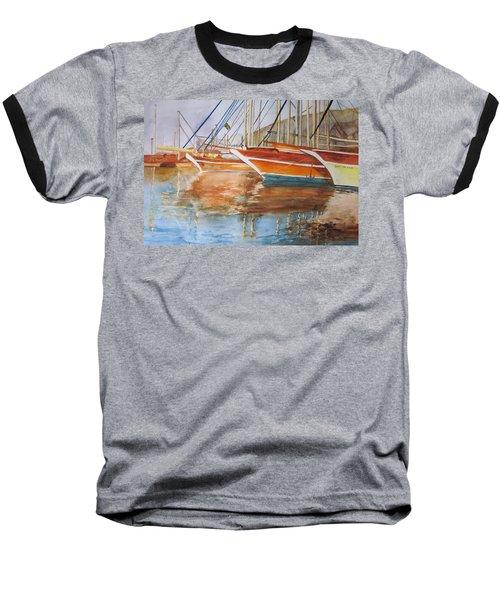 At The Dock Baseball T-Shirt