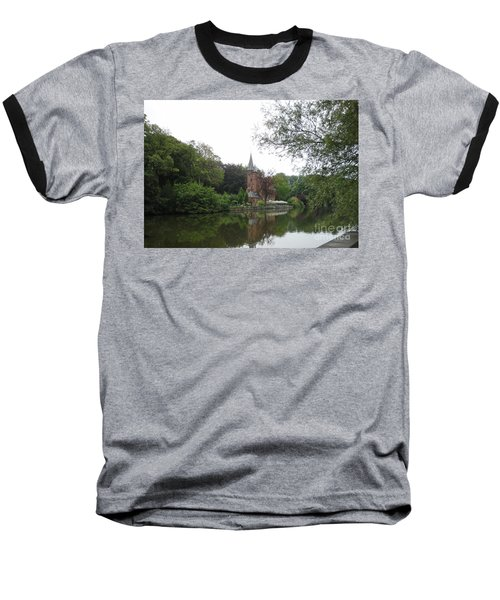 at THE MINNEWATER in BRUGGE Brugges Belgium Baseball T-Shirt