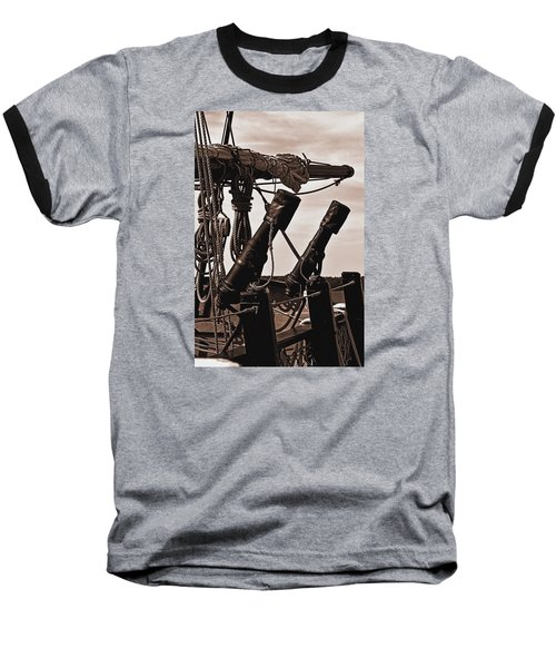 At The Ready Baseball T-Shirt