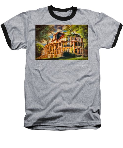 Athenaeum Hotel - Chautauqua Institute Baseball T-Shirt
