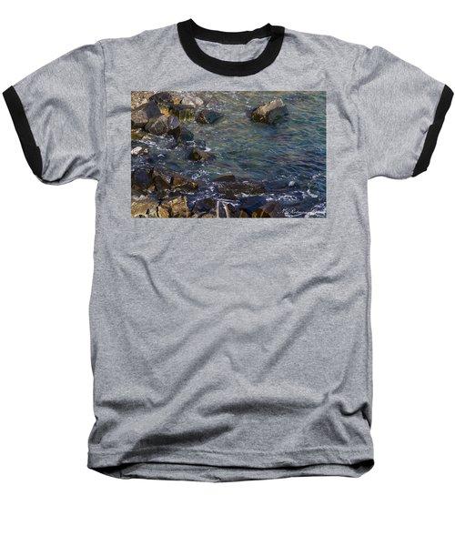 Atlantic Ocean Maine Baseball T-Shirt