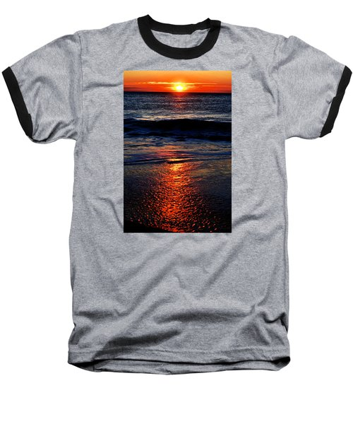 Atlantic Sunrise Baseball T-Shirt
