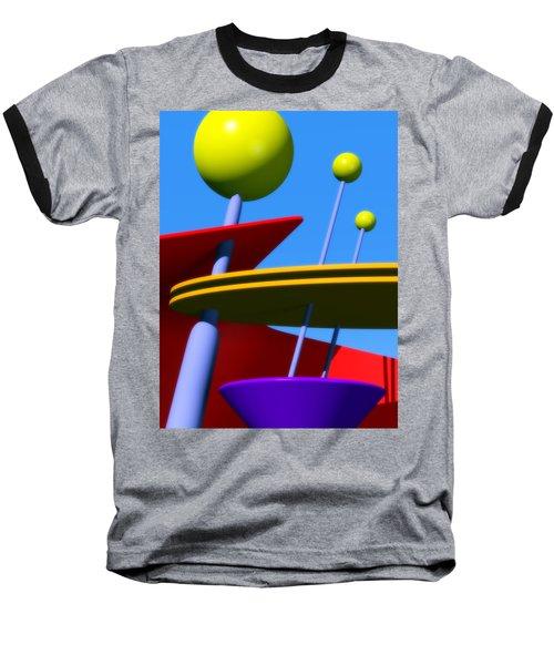 Atomic Dream Baseball T-Shirt