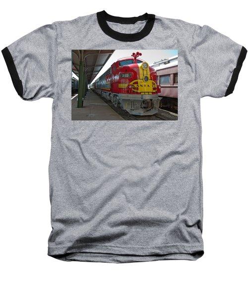 Atsf 315 Emd F7a Baseball T-Shirt