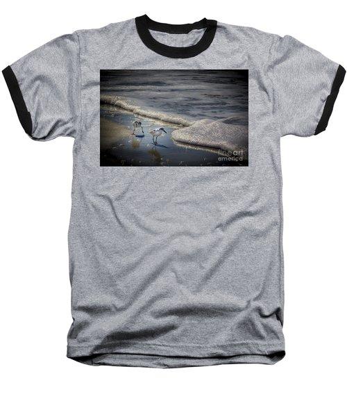 Attack Of The Sea Foam Baseball T-Shirt