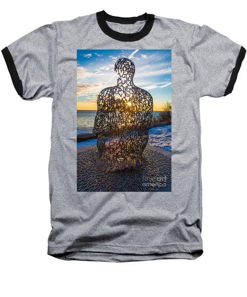 Atwater Spillover Sunrise Baseball T-Shirt