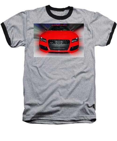 Audi Quattro Rs7 2014 Baseball T-Shirt