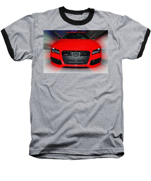 Audi Quattro Rs7 2014 Baseball T-Shirt