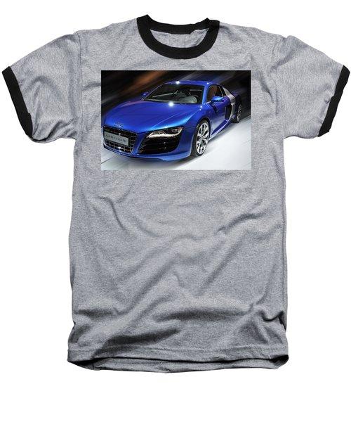 Audi R8 V10 Fsi Baseball T-Shirt