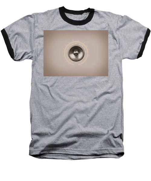 Audio Retro 6 Baseball T-Shirt