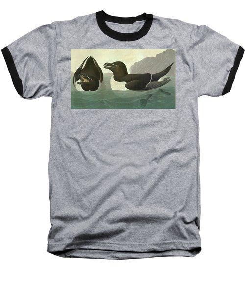 Audubon Razorbill Baseball T-Shirt
