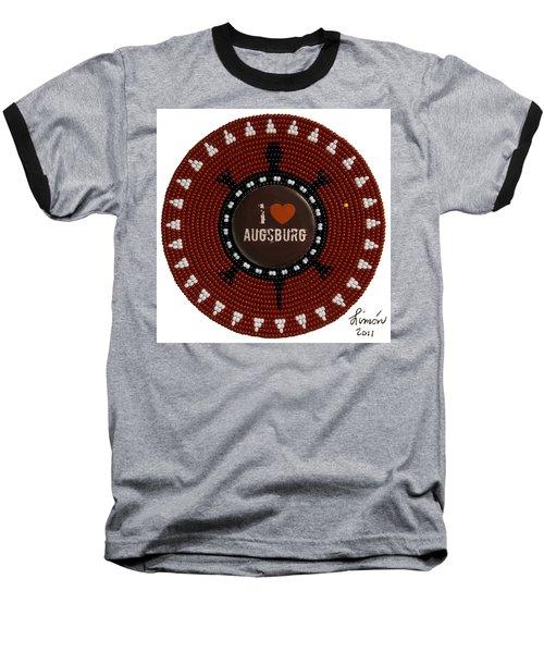 Augsburg 2011 Baseball T-Shirt