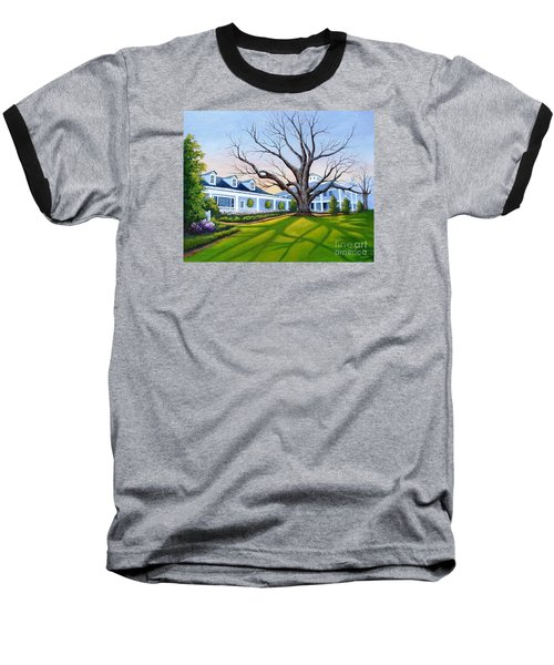 Augusta National Clubhouse Baseball T-Shirt