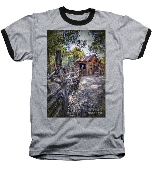 Aussie Farm Baseball T-Shirt