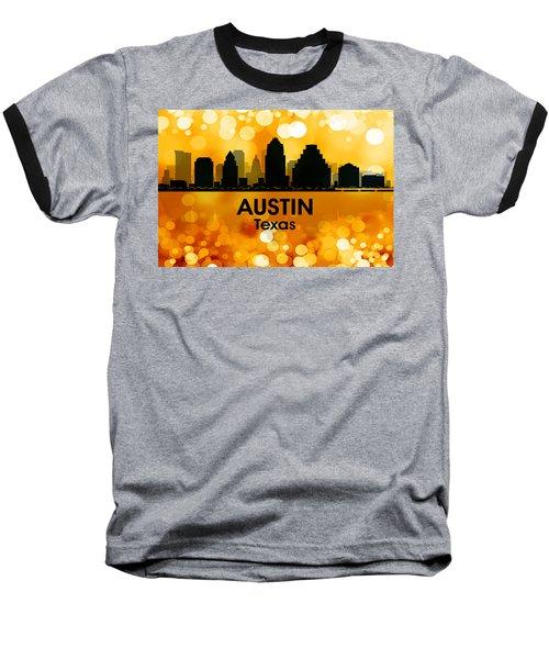 Austin Tx 3 Baseball T-Shirt