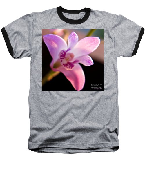 Australian Bush Orchid Baseball T-Shirt
