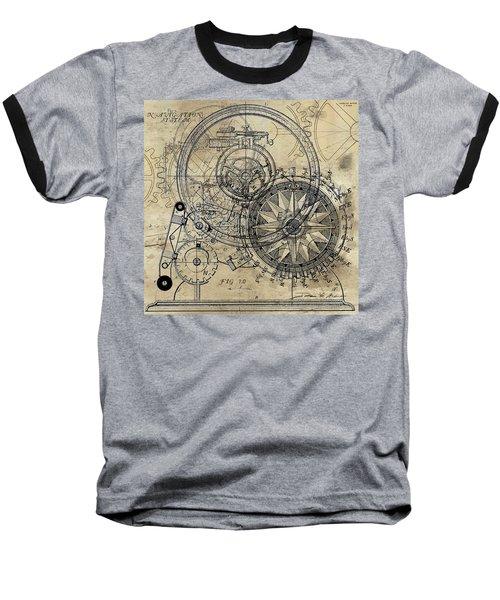 Autowheel II Baseball T-Shirt