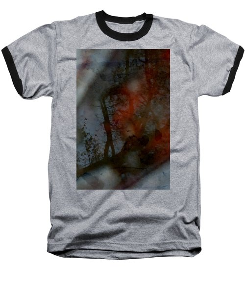 Baseball T-Shirt featuring the photograph Autumn Abstract by Photographic Arts And Design Studio